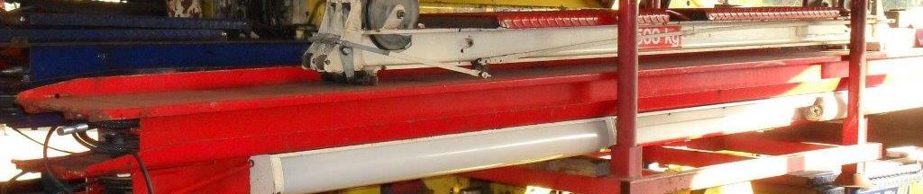 Inkoop gebruikte hefbruggen - Van Zetten