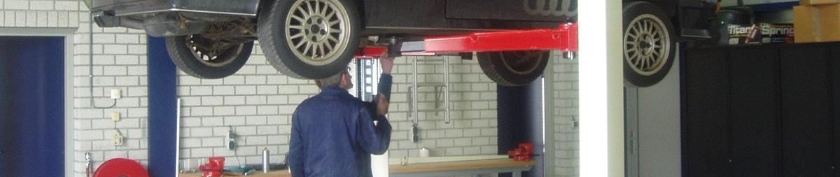 VanZettenHefbruggen - 2 koloms hefbruggen - revisie - gebruikt