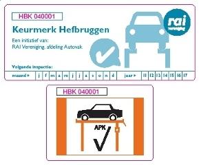 RAI-Keurmerksticker